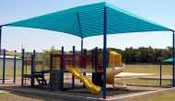 fabric picnic shelters