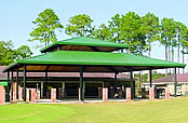 square picnic shelters